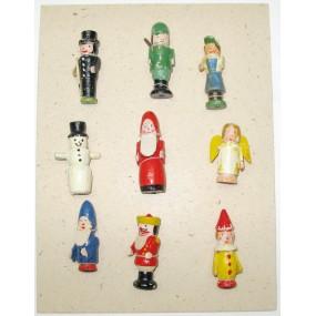 WHW - Holzfiguren