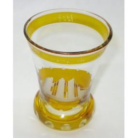 V.D.A.-Sockelglas, Steinschönau Herrenhausfelsen