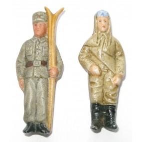 Soldaten der Wehrmacht, 5. und 6. März 1938
