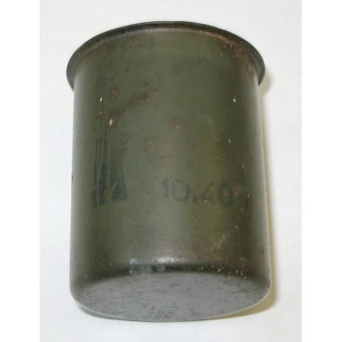Topf für die Stielhandgranate M 24