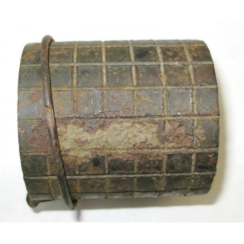 Splittermantel für die Stielhandgranate M24/39
