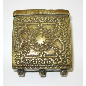 Türkei/Balkan, Patronentasche - Kartusche um 1850