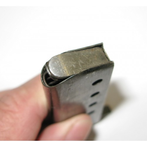 Magazin zur Steyr Kipplauf Cal. 7,65 mm