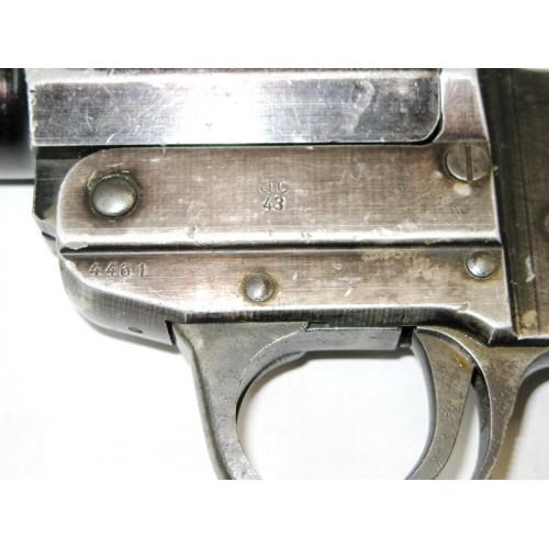 "Leuchtpistole Walther HeeresmodellCode ""ac 43"""