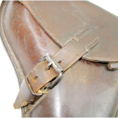 Koffertasche zur Pistole 08 Wehrmacht