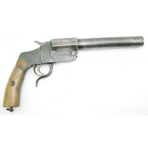 Österreichische Signalpistole/Leuchtpistole aus dem 1. Weltkrieg