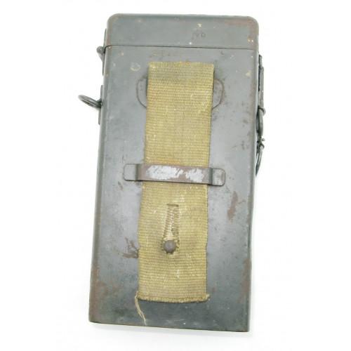 Originaler Transportbehälter aus Blech für ZF 4