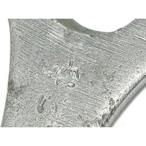 Luger P08 Schlüssel mit Reichswehr Abnahme