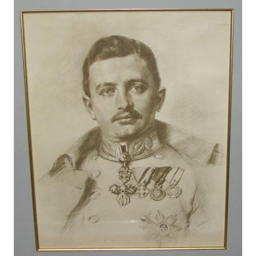 Kaiser Karl I. von Östereich