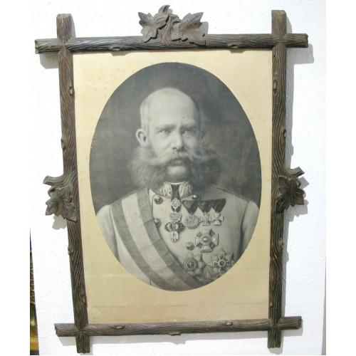 Kaiser Franz Loseph I. von Österreich
