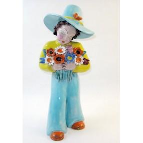 Maria Rahmer, Blumenfrau