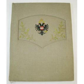 Österreich K. u. K.  Monarchie Schreibmappe