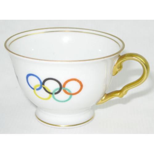 Moccatasse IV. Olympischen Winterspiele 1936 Partenkirchen