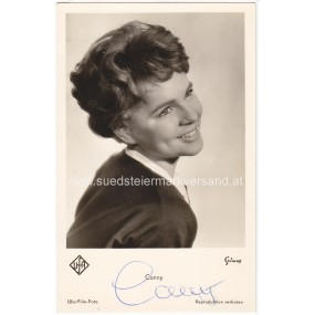 Autogrammkarte, Conny Froboess