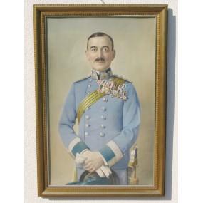 Tiroler Landesschütze Major Ferdinand Kafka