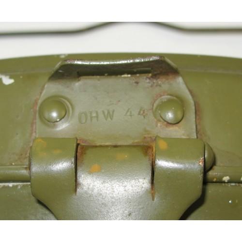 Wehrmacht Kochgeschirr Modell 1931 OHW 44