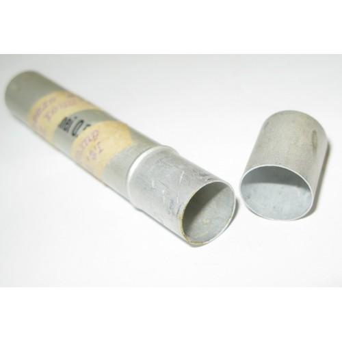 Wehrmacht Sanitäter DRK Aluminiumröhrchen Rhiz. Rhei Tabl. 0,5 g