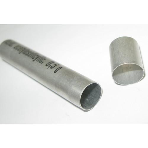 Wehrmacht Sanitäter DRK Aluminiumröhrchen Acid. acetylosalicylic. 0,5 g