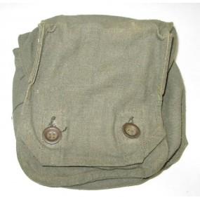 Wehrmacht Tasche für Ersatz Gasmaskenfilter 1944
