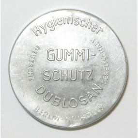 Wehrmacht, DUBLOSAN Hygienischer Gummischutz