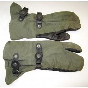 Wehrmacht Paar Handschuhe für Kradmelder