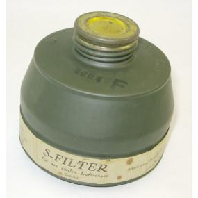 WWII, S - Filter für den zivilen Luftschutz