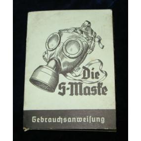 Wehrmacht Gebrauchsanweisung für die S-Maske