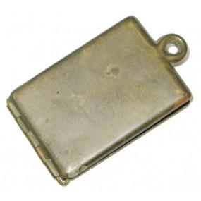 k. u. k. Legitimationskapsel für Mannschaften J.R.76  1915