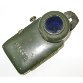 2. WK Luftschutz Taschenlampe HASSIA