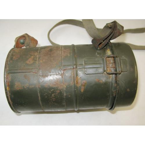 Gasmaske M 17 der Reichswehr