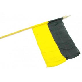 Österreichisches Kaiserreich, schwarz-gelbe Fahne