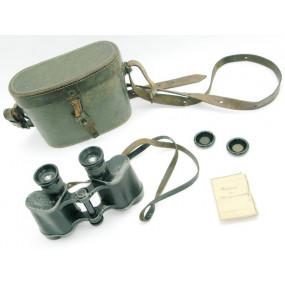 1. Weltkrieg Österreichischer Armee-Feldstecher CARL ZEISS JENA MARINEGLAS 6 x 30
