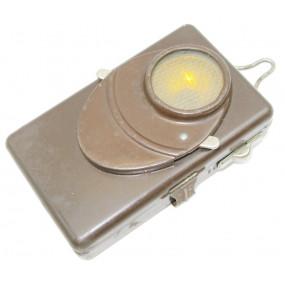 Militärische Taschenlampe