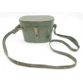 1. Weltkrieg Lederköcher für den österreichischen Armee-Feldstecher 6 x 30