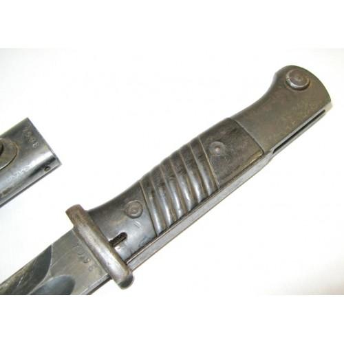 Seitengewehr 84/98 Josef Corts & Söhne 1940