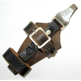 Schwarzes Steilgehänge für Dienstdolch RZM 19/38