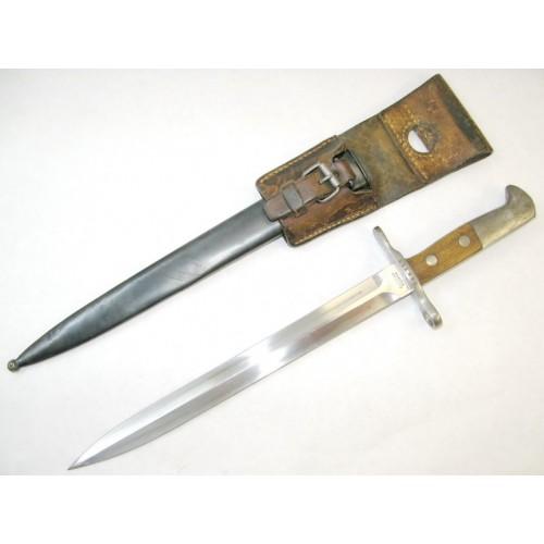 Schweizer Bajonett Modell 18/31