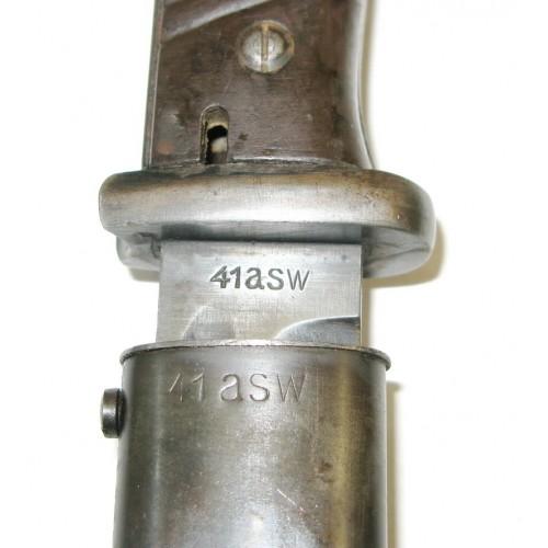 Seitengewehr 84/98 41 asw