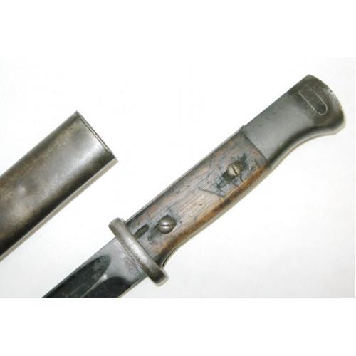 Portugiesisches K 98 Seitengewehr 84/98
