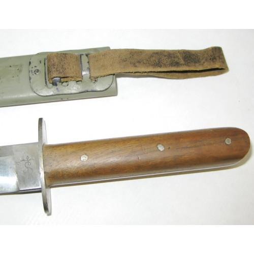 Sturmtruppen/Kampfmesser/Grabendolch Model 1917 WELTKRIEG 1914 - 1916