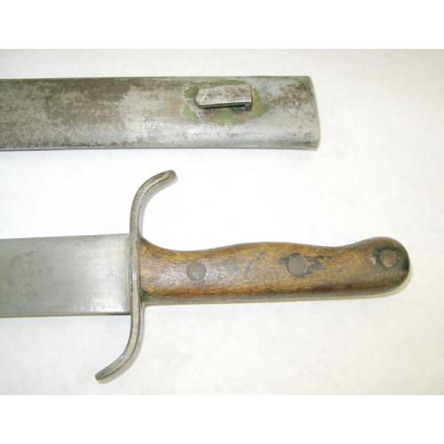 Österreichischer Pioniersäbel- Faschinenmesser M1915