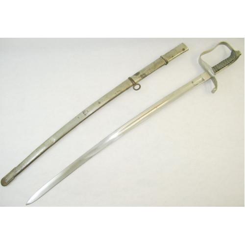 Säbel für Offiziere der k. u. k. Infanterie M 1861