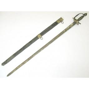 Österreichischer Offiziersdegen M 1798/1811