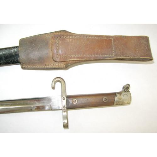 Österreich, Bajonett M 1895 mit Portepeebügel