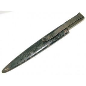 Scheide zum Stiefeldolch/Nahkampfmesser Infanteriemesser 42