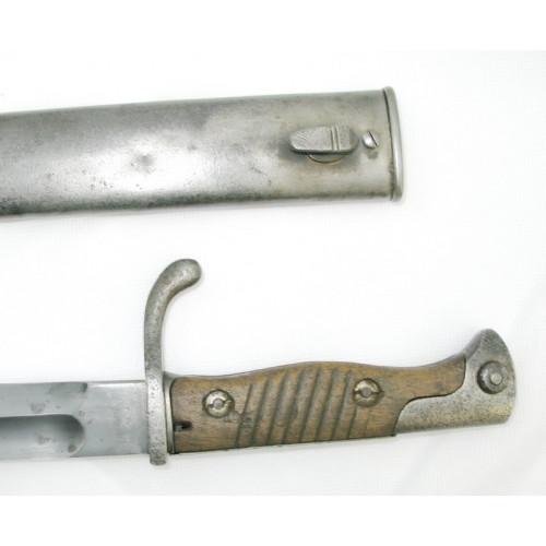 Seitengewehr 98/05 n. A. H/J.R.16.22.