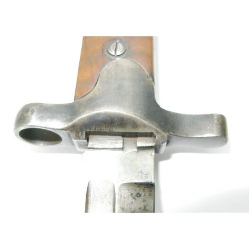 Italien Bajonett M.1938