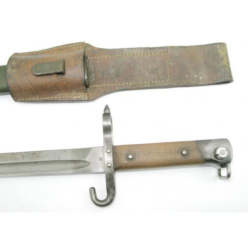 Österreich, Unteroffiziers - Bajonett M 1895