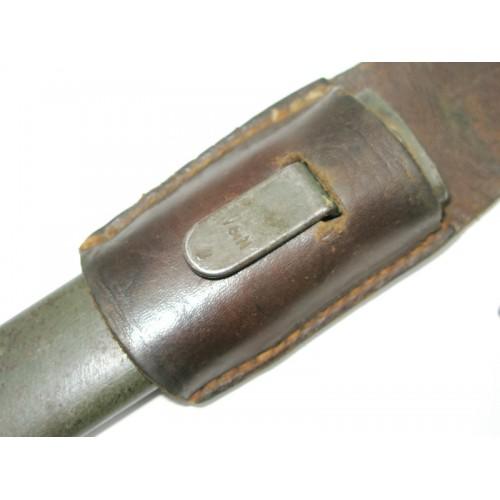 Österreichisches Bajonett/Ersatzseitengewehr/Notbajonett für das Mannlicher Gewehr M. 1888/90