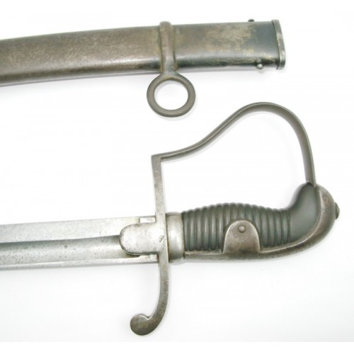 Preußen 1. Weltkrieg Artilleriesäbel M 1848